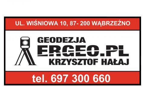 GEODEZJA ERGEO Krzysztof Hałaj